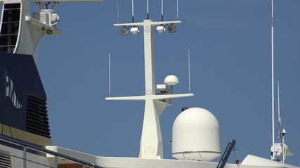 Boat Antennas, Yahcts, Radio, Telecommunications