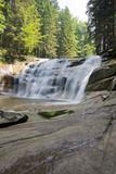 Mummelfall, Wasserfall in Harrachov