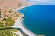 Obrazy na płótnie, fototapety, zdjęcia, fotoobrazy drukowane : Preveli beach and lagoon.Crete island, Greece.