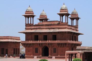 Fatehpur Sikri in Indien bei Jaipur