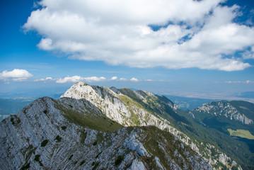 Piatra Craiului National Park, Carpathian Mountains, Romania