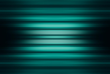 Green Speed Blur Background