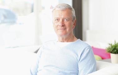 Senior man portrait