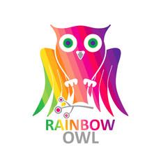 Rainbow Owl.
