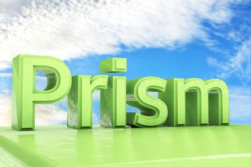 Prism - 3d Render