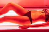 collagen solarium poster