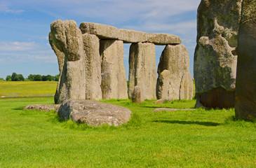 Stonehenge, Wiltshire, Großbritannien