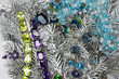 Jewelry at fir tree