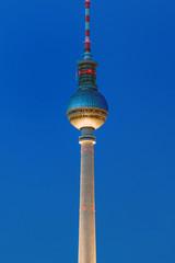 The TV Tower in Berlin