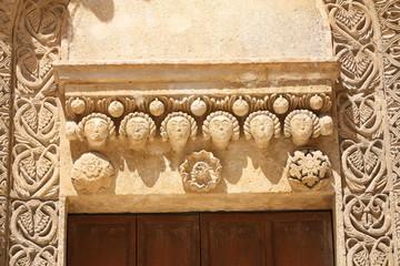 Bassorilievo Cattedrale di Matera