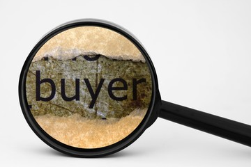 Search for buyer