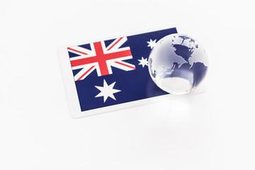 オーストラリア 旗