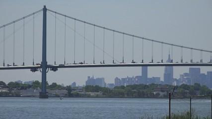 Suspension Bridges, Spans