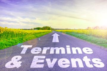 Termine & Events