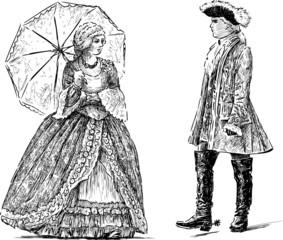 noble couple