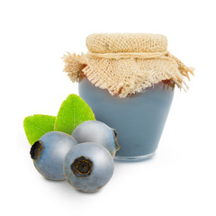 Blueberry product