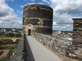 fortifications d'Angers