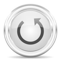 rotate internet icon