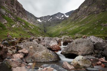 The Lost Valley, Schottland