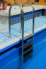 swimming pool stairs