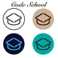 Code School Logos