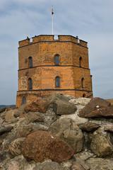 Torre del Castello Gediminas  - Vilnius