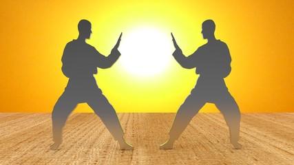 Karate glossy sunshine yellow