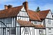 Large english timbered house
