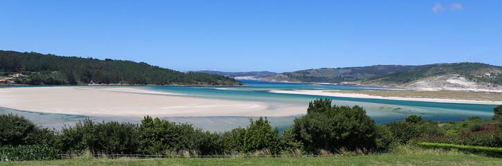 Beautiful Costa da Morte at Ponteceso, Galicia, Spain
