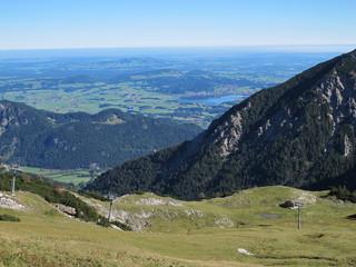 Österreich - Füssener Jöchle
