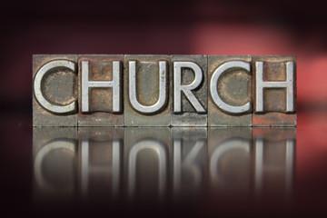 Church Letterpress