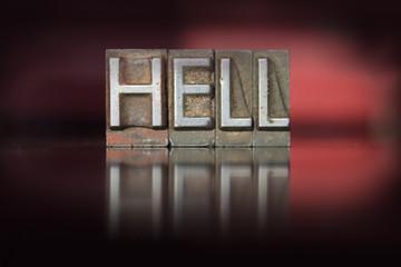 Hell Letterpress