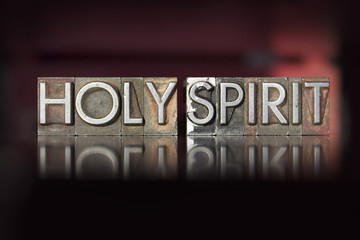Holy Spirit Letterpress