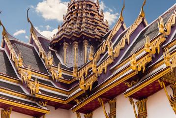 Phra Thinang Dusit roof