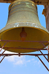 The Bell of Cathedral de Valencia, Spain.