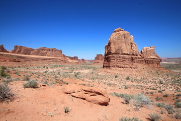 Tower of Babel - Arches National Park (Utah)