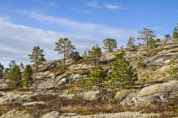 Landschaft in Nordnorwegen
