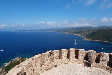 Korsika - Golf von Ajaccio