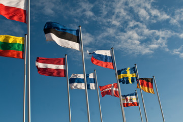 Baltischen Staaten