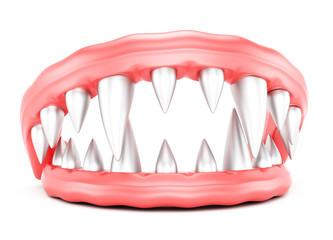 Vampire jaws