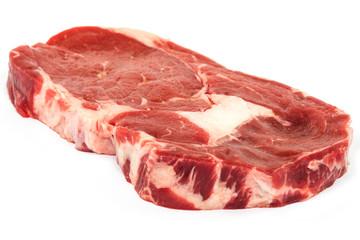 Steak roh