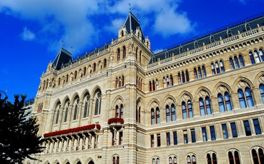 Wonderful building in Vienna