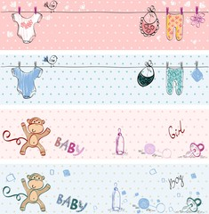 Babies banners