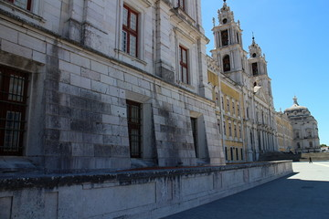 The Mafra National Palace, Portugal