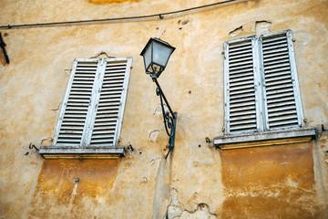 Antiche finestre - Toscana