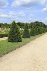 Im Garten von Schloss Versailles