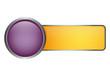 Button Vorlage - violett gelb