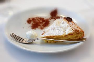 fetta di torta nostrana