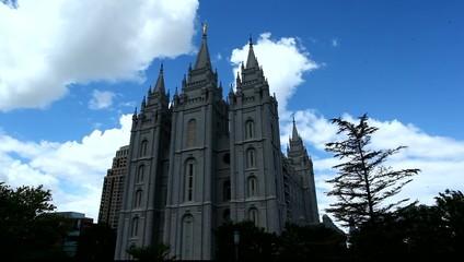 The Church of Jesus Christ of Latter-day Saints' Temple, Salt La