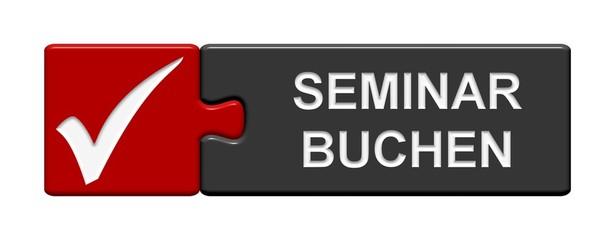 Puzzle-Button rot grau: Seminar buchen